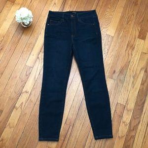 Size 6 skinny refuge jeans